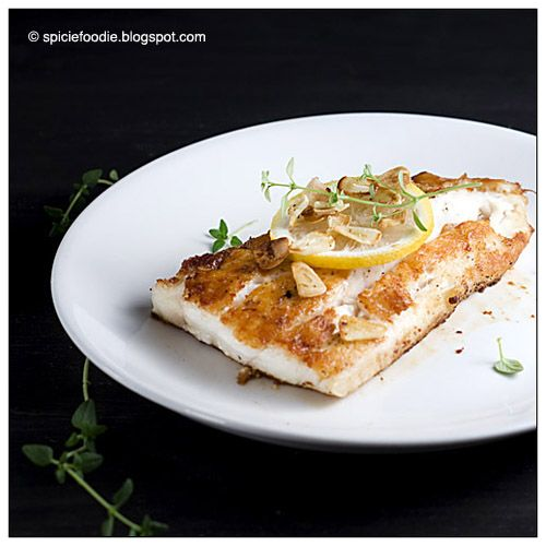 Pinterest the world s catalog of ideas for Pan fried fish fillet recipes