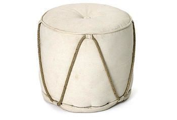Living The Look Ottoman Living Room Stools Pouf