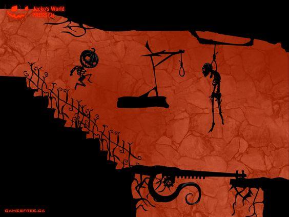 Jeu Jacko in Hell. Jacko in Hell est un jeu un peu noir mais terriblement sympathique. Incarnez un squelette à tête de citrouille qui doit réveiller l'esprit d'Halloween.