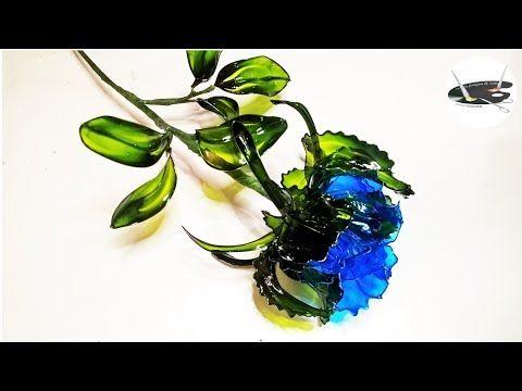 Pin On Kwiaty Z Kleju