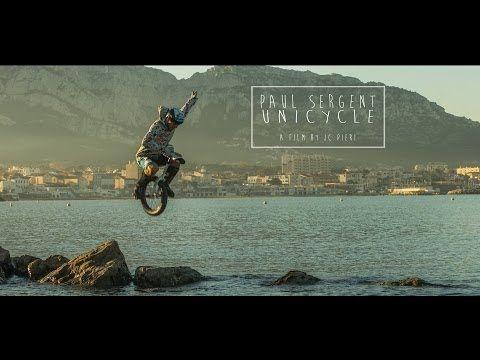 Xtreme Unicycle - Paul Sergent - YouTube