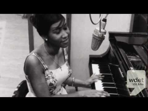 Aretha Franklin. Birthday tribute video by WDET. Music music!!!