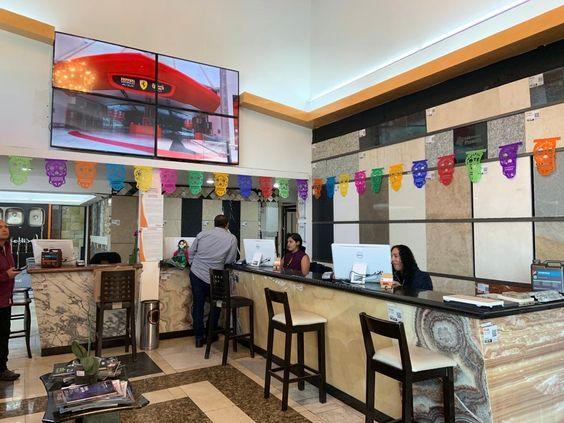 Nuestra sucursal de Toluca