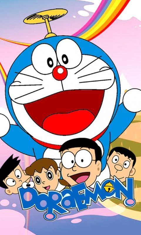 Wallpaper Doraemon Untuk Hp Xiaomi Doraemon Themes For Android Phones 6 Tema D Doraemon Wallpapers Android Wallpaper Anime Anime Wallpaper Iphone