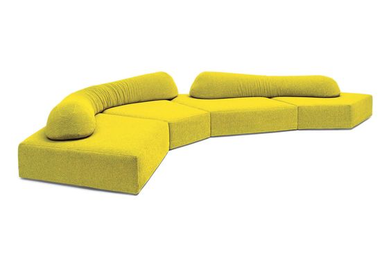 The o 39 jays spaces and the rock on pinterest for Canape cactus sofa