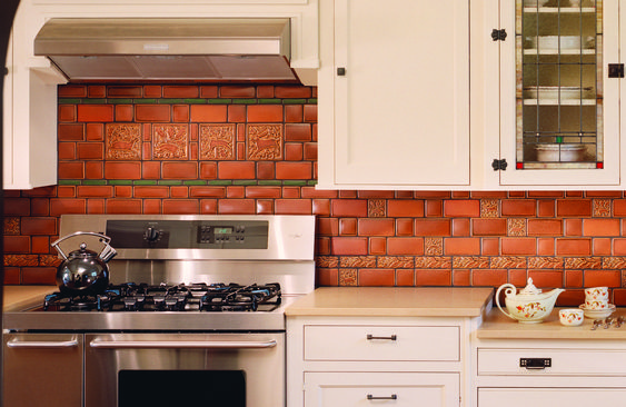 Animals Kitchen Kitchen Home Kitchens Handcrafted Tile