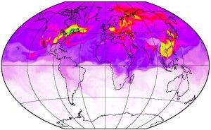 greenhouse gas, climate change, refrigerant