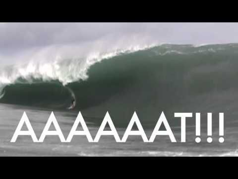 Nathan Fletcher and the heaviest wave ever ridden.