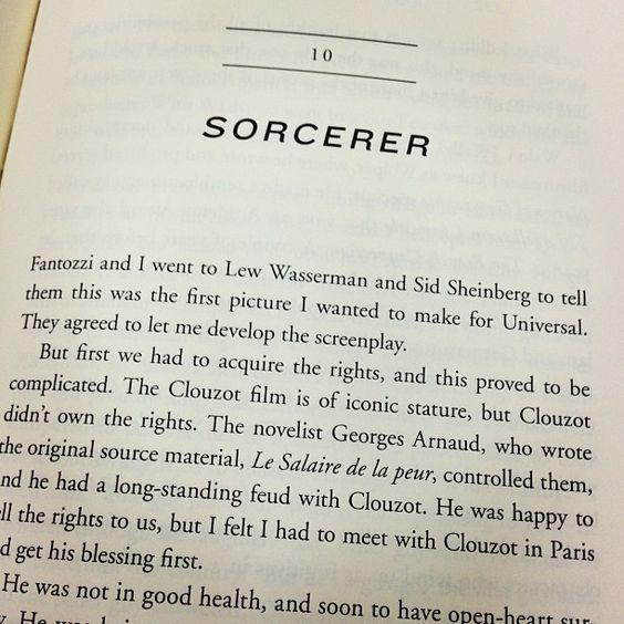 #Sorcerer