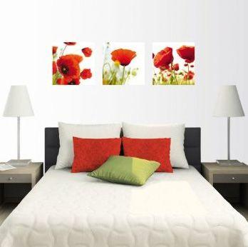 Cuadros de flores para dormitorios buscar con google - Cuadros para habitaciones ...