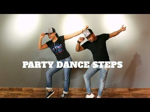 How To Dance At A Party Beginners Dance Tutorial Kar Gayi Chull Youtube Dance Steps Learn To Dance Dance Basics