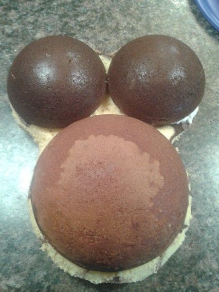 Belly cake tutorial
