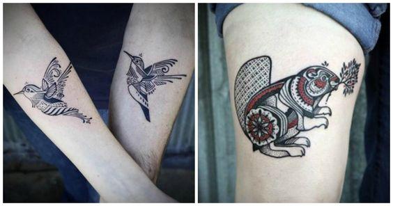 David Hale est un tatoueur américain pas mal connu aux States. Faut dire que le loustic est bien doué dans son domaine. Certaines de ses réalisations sont inspirées des anciennes tribus indiennes d'Am