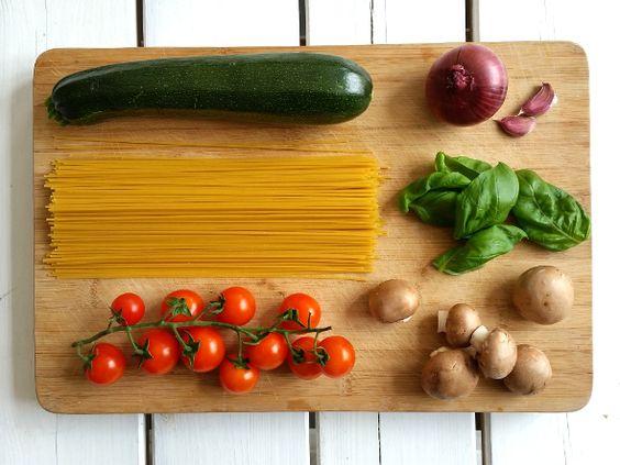 Rezept: Vegane One-pot-pasta