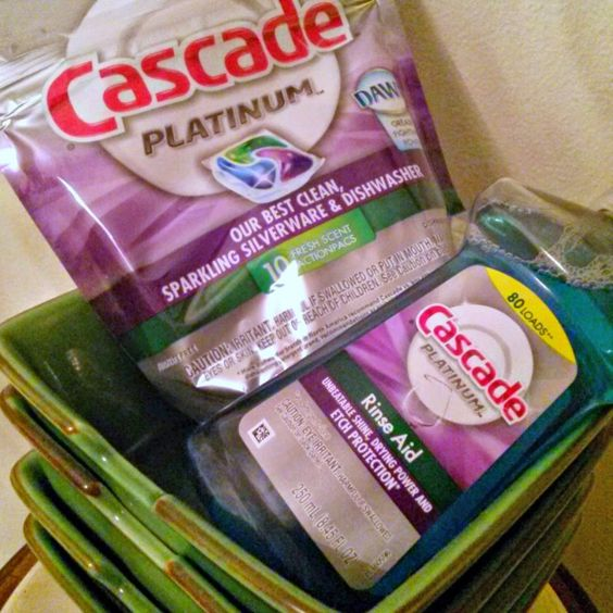 Review & Giveaway: Cascade-It's Party Time #CascadeShiningReviews