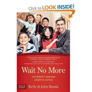 Wait no more, a story of adoption from foster care:
