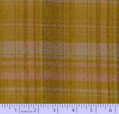 Primo Plaid by Marcus Brothers Fabric  1 Yard by TheTinThimble, $9.50/yd hmmmm... yellow...