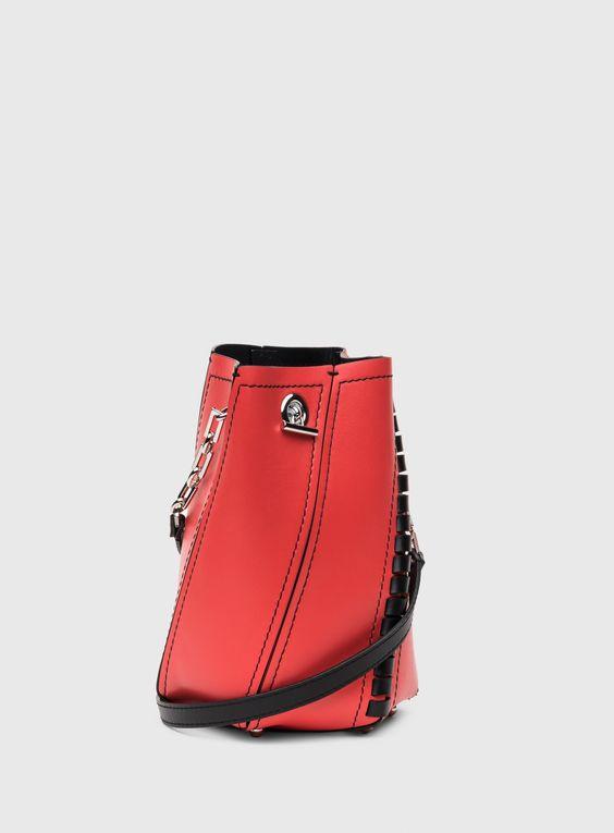 Proenza Schouler Mini Hex Bucket Bag