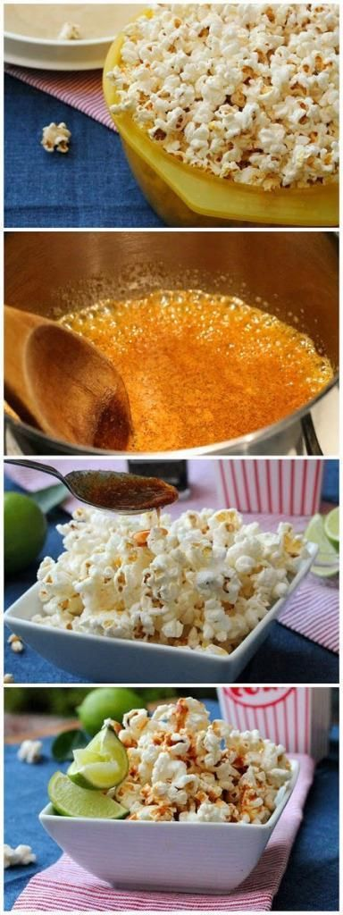 Smoked Paprika and Lime Spice Popcorn    Smoked Paprika and Lime Spice Popcorn Ingredients: 6 cups Popped Popcorn 2 tablespoons of Butter ½ teaspoon Ground Red Pepper (Cayenne) ¼ teaspoon Onion Powder 2 dashes Smoked Paprika Salt to taste 1 Lime InstructionsSee full instructions on : couponclippingcook  Continue reading...    The post  Smoked Paprika and Lime Spice Popcorn  appeared first on  Electric Moondrops .