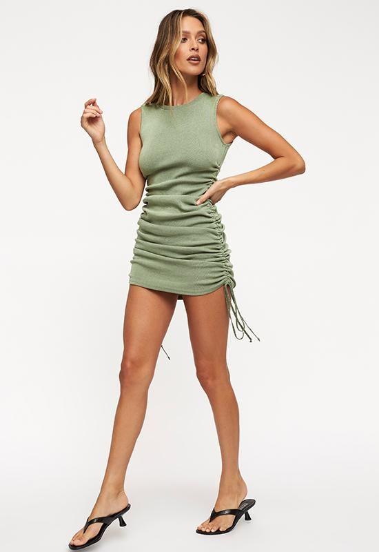13+ Military minds mini dress info