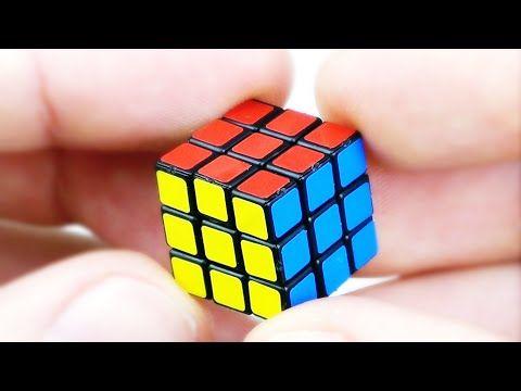 El Cubo De Rubik Mas Pequeno Del Mundo En 2020 Cubo Rubik