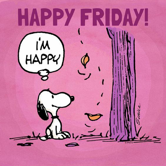 Happy Friday!: