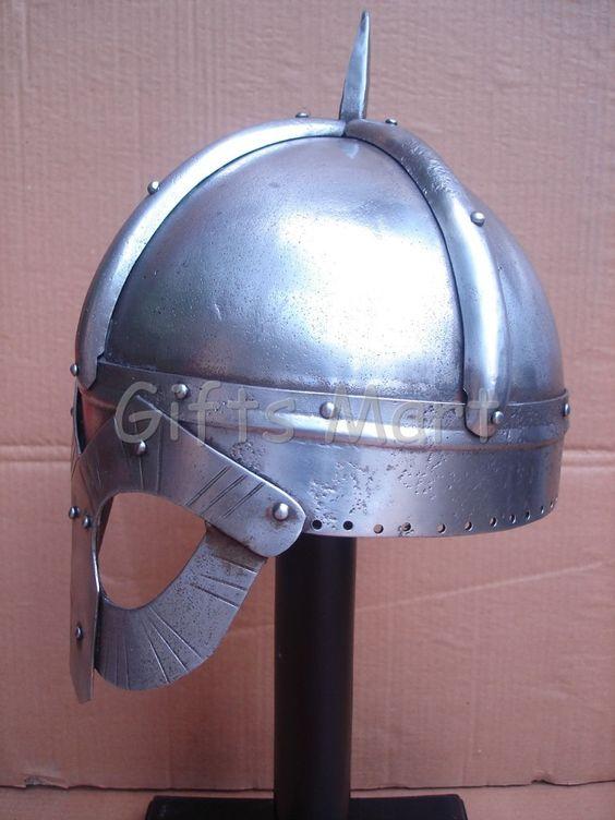 Norse helmet replica