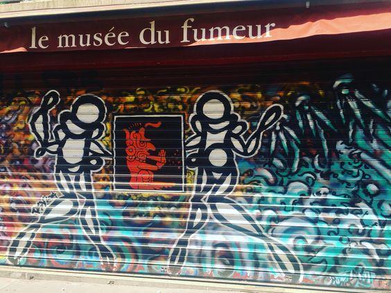 By @psyckozenolimit #psyckozenolimit #inca #fumeur #smoking #dancing  #streetart #graffiti #graff #spray #bombing #wall #instagraff #streetartist #urbanart #urbanartist  #streetartparis #parisgraffiti #graffitiwall #wallporn #wallpornart #streetarteverywhere #streetphoto #streetartandgraffiti #urbanwalls #graffart Rue Pache #paris