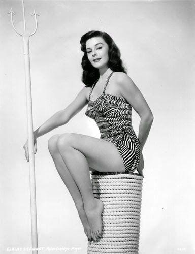 Vintage Glamour Girls: Elaine Stewart