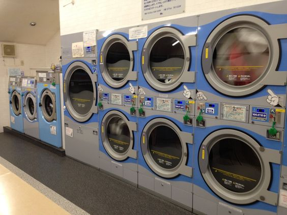 5 Reasons At A Coin Laundry Which Show Why Japan Is Such A Great Country For Tourists And Business Visitors In 2020 Coin Laundry Laundry Japan