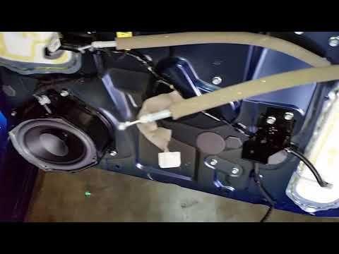 365 2016 2018 Nissan Maxima Sedan Metal Door Frame Plastic Door Panel Removed To Upgrade Speaker Youtube Metal Door Panel Doors Nissan Maxima