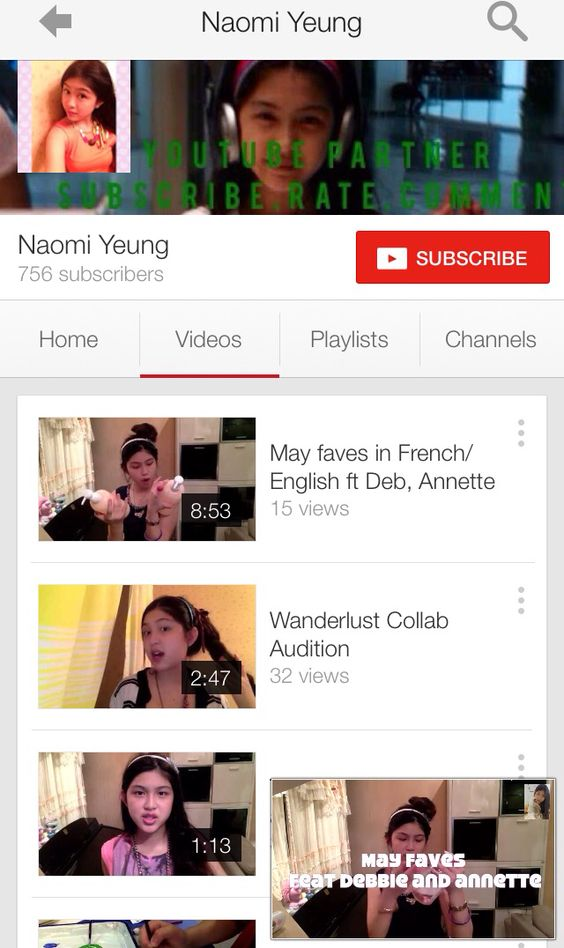 Check out my newest video : may beauty food and music faves In French and English !  Subscribe: www.youtube.com/user/TheNaomiPiano Follow… www.instagram.com/naomimsy https://plus.google.com/+NaomiYeung https://vine.co/naomiy https://myspace.com/naomimsy http://www.stumbleupon.com/stumbler/naomimy www.lockerz.com/u/naomi.yeung?ref=naomi.yeung http://naomi-yeung.polyvore.com www.luvocracy.com/naomiy Like: www.facebook.com/naomimsy