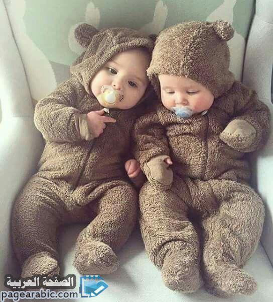 اسماء مواليد جديدة 2021 عربية وتركية وإسلامية من اسماء الذكور والإناث الصفحة العربية Twin Baby Boys Cute Kids Cute Baby Pictures