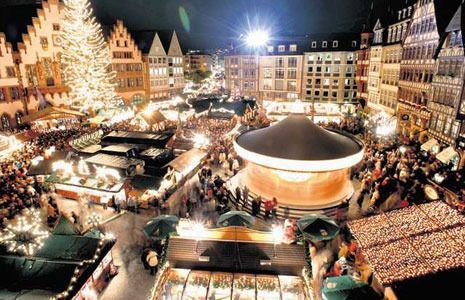 Birmingham German Christmas Markets
