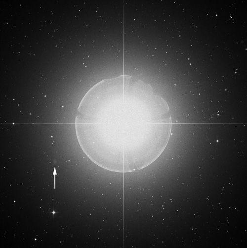Amateur-Astronom entdeckt unbekanntes Astro-Objekt im Sternbild Stier . . . http://www.grenzwissenschaft-aktuell.blogspot.de/2014/12/amateur-astronom-entdeckt-unbekanntes.html . . . Abb.: POSS