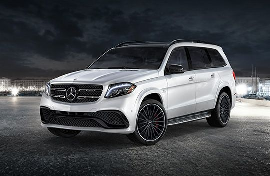 2019 Gls Suv Versatility With Images Luxury Suv Mercedes Benz Gl