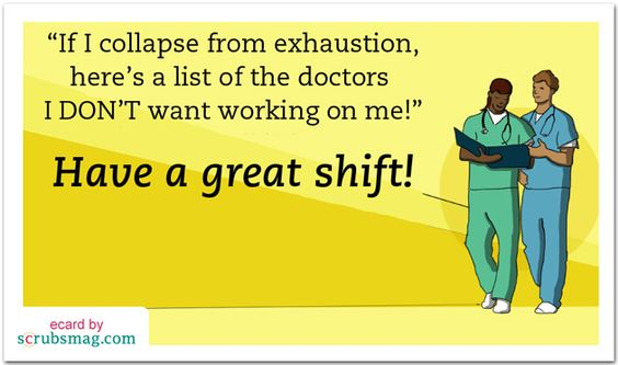 So true.  If you want to know which doctor to choose, ask a nurse!    #nurse