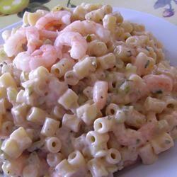 Mom's Shrimp Macaroni Salad Allrecipes.com