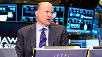 Cramer: A 'loss of faith' in this stock