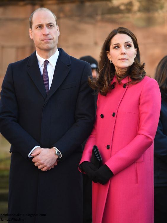 2018/01 William and Kate arrive in Coventry