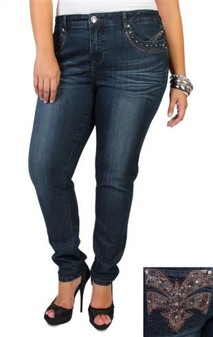 wax dark blasted copper back pocket skinny jean