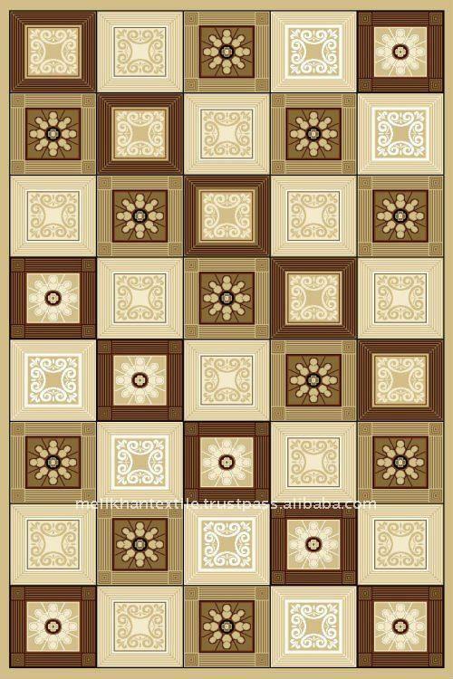 CLASSICAL DESIGN ACRYLIC CARPET