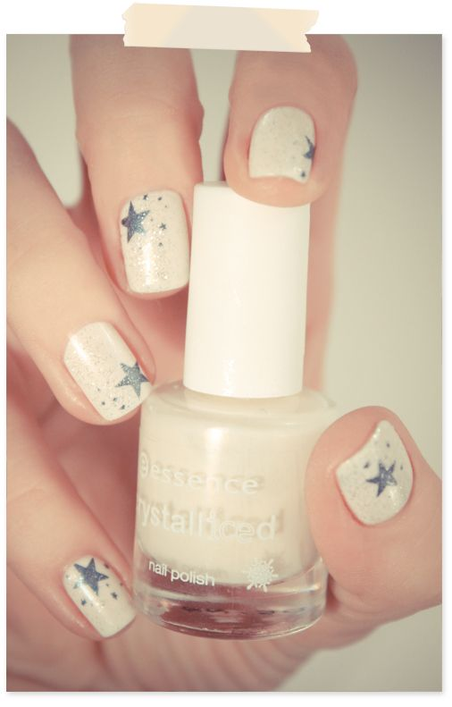 Essence Frosted Champagne: Nails Art, Nail Design, Nail Art