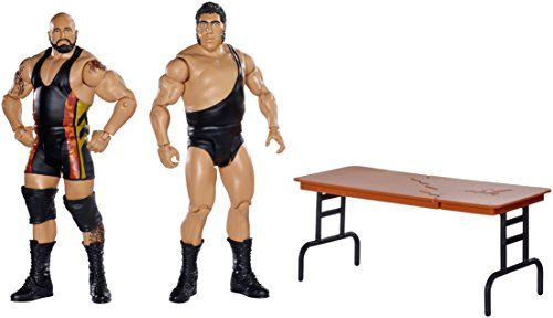 Wwe Battle Pack Series 33 Big Show Vs Andre The Giant Action