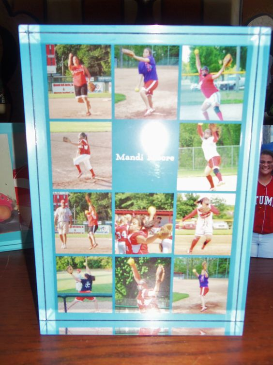 One of my acrylic blocks from shutterfly!  They are awesome!