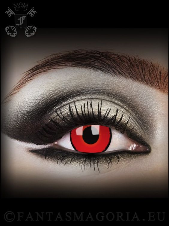 Change your eyes at: http://www.fantasmagoria.eu/accessories/cosmetics-makeup/contact-lenses #fancy contacts #crazy lenzes