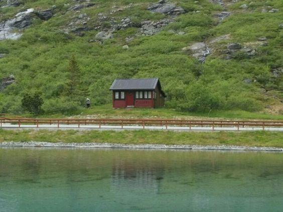 LTL in Norway - Troll