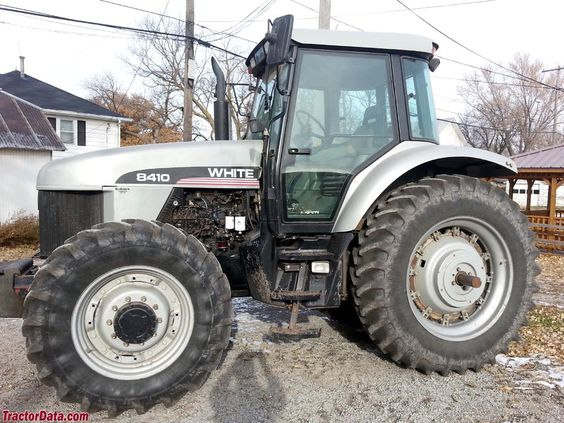 White Tractor Fenders : Agco white google search tractors made in france