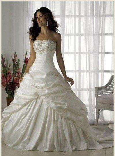 Vera wang inspired wedding dress vintage princess style by for Vera wang princess wedding dress