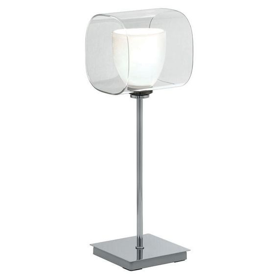 """Lou 15.38"""" H Table Lamp with Novelty Shade"""